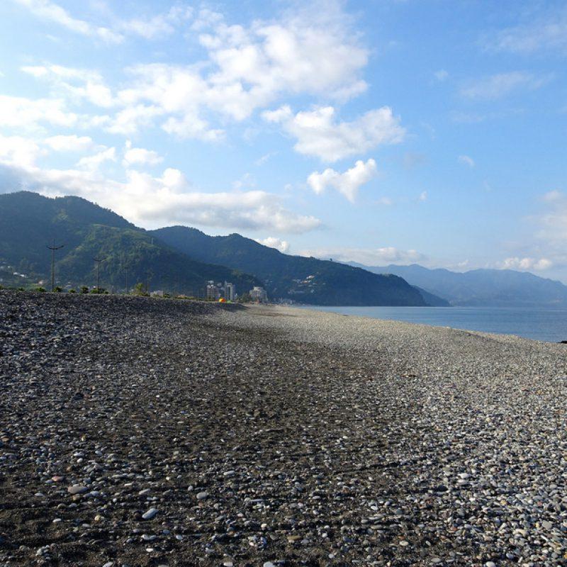 Пляж_Гонио